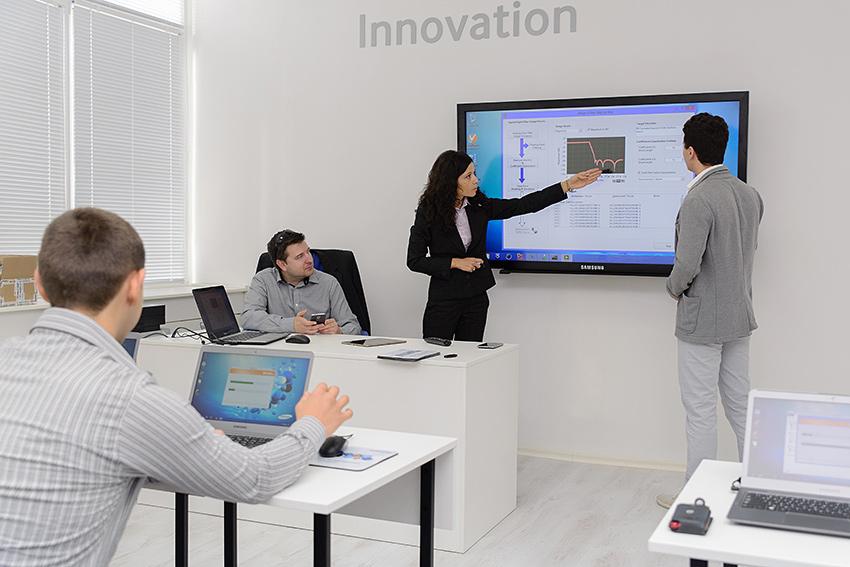Лаборатория за иновации от Samsung