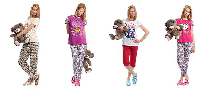 Снимки на пижами
