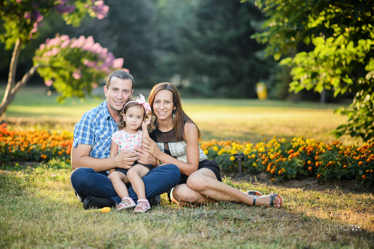 Подарък – семейна фотосесия + фотокнига
