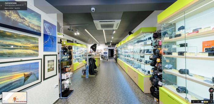 Магазин Фотосинтезис Варна. Един заснет бизнес