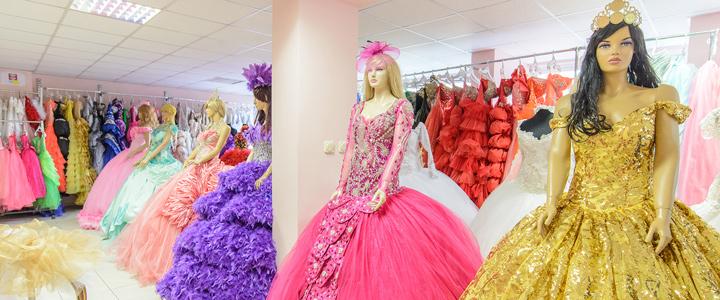 Sevko рокли за принцеси в street view