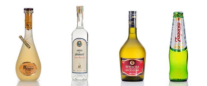 Снимки на бутилки
