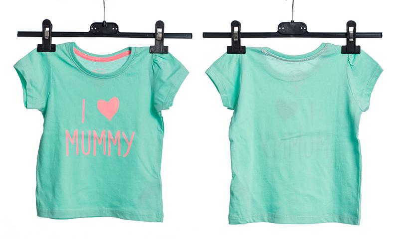 Снимки на детски дрехи