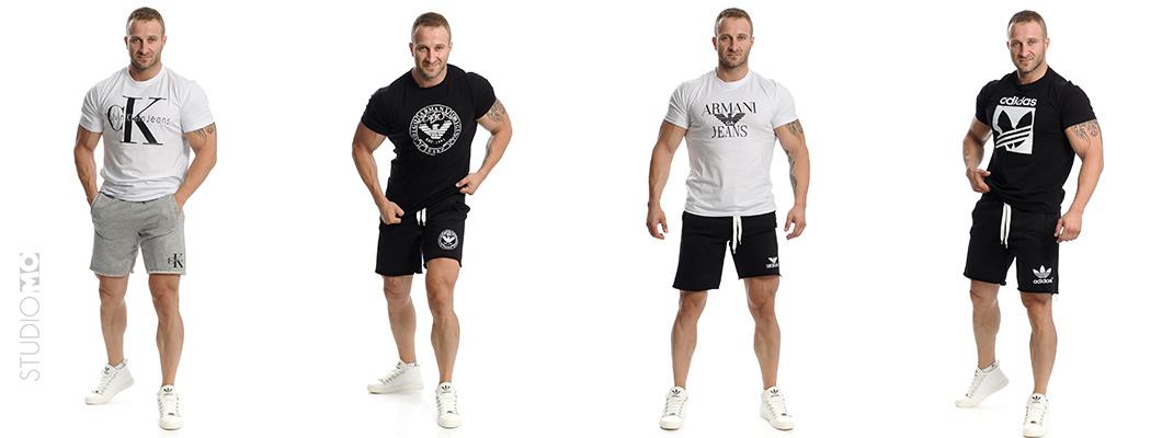 Снимки спортни дрехи