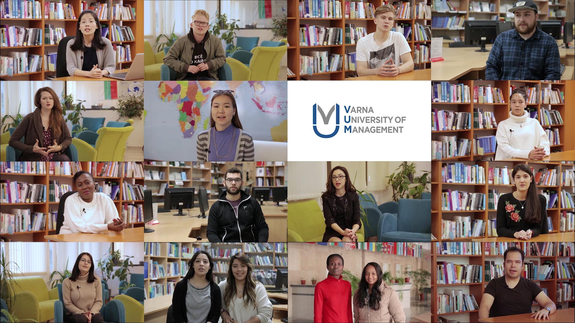 Рекламен видео клип за ВУМ