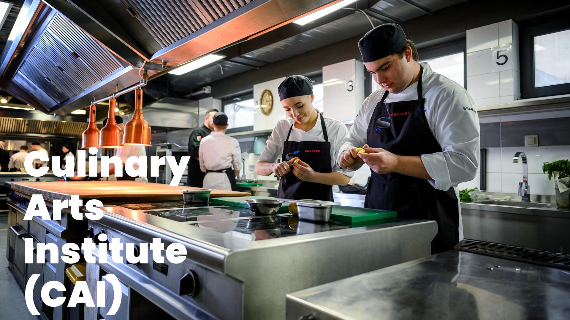 Рекламно видео | Институт по кулинарни изкуства (CAI)