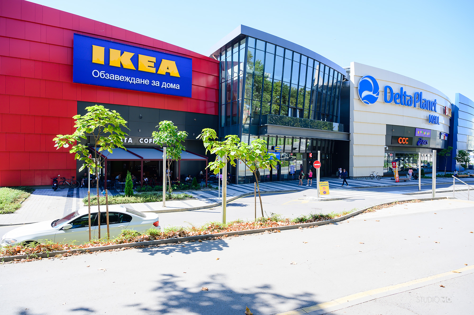 Магазин Ikea Варна откриване