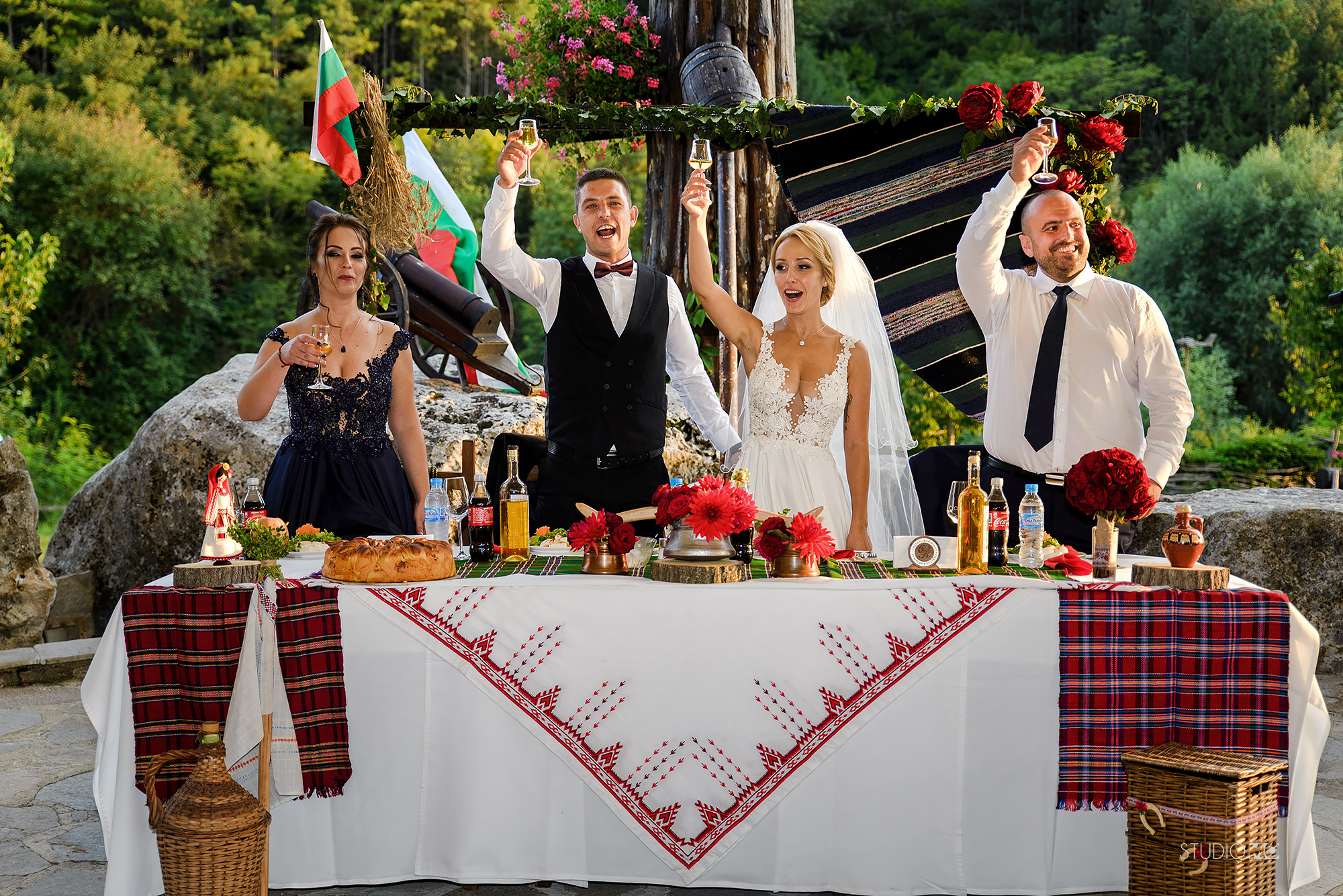 Сватбена фотография | Сватба Комплекс Барите